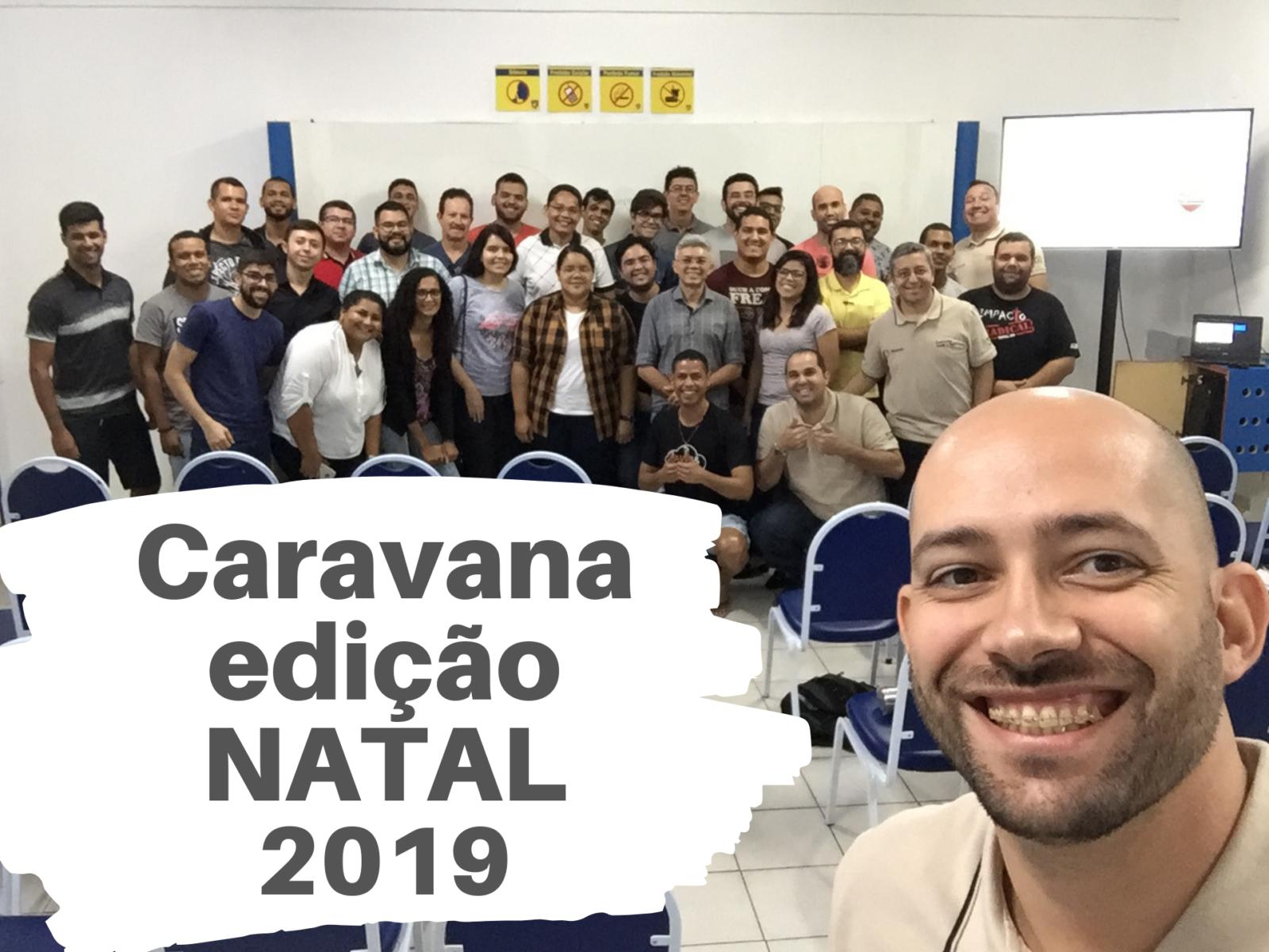 Caravana Cloud and Data - edição Natal 2019