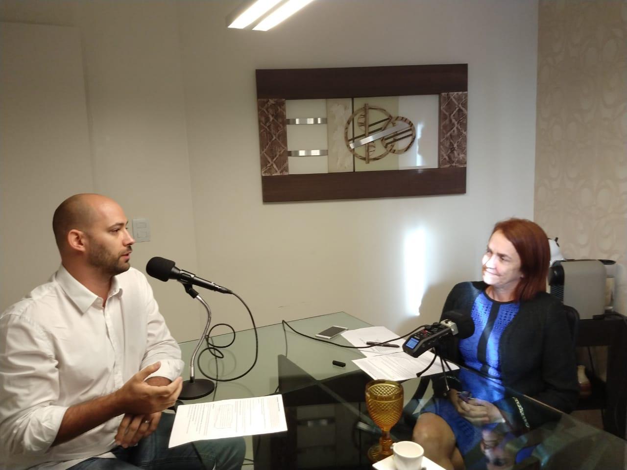 Entrevista com Carmina Hissa