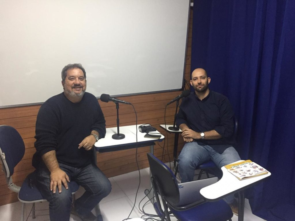 Entrevista - Jorge Pinto - Espaço Aprender
