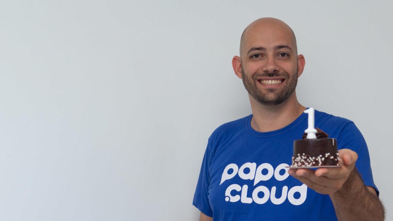 Papo Cloud 052 - OBRIGADO