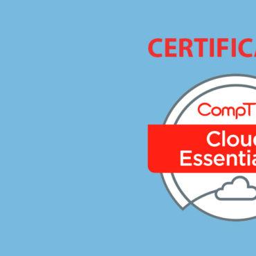 Tá Na Nuvem 091 - Certificação CompTIA Cloud Essentials PLUS